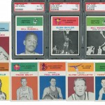 1961-62 Fleer Basketball