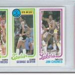 1980s Basketball Cards Chronicle Rise of Great Careers, Rivalries
