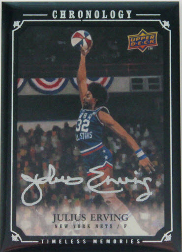 the best attitude 0a3df 3708d Guide to Julius Erving Basketball Cards
