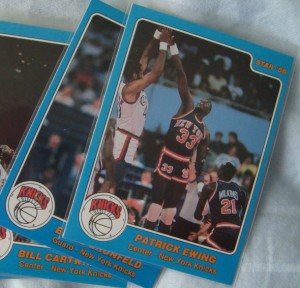 Star Company Patrick Ewing rookie