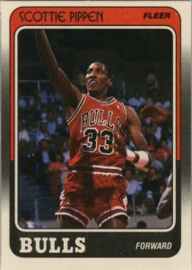 1988-89 Scottie Pippen rookie